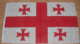 Georgia Large Country Flag - 5' x 3'.